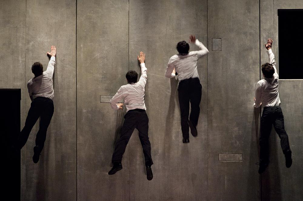 Plan B, Aurélien Bory & Phil Soltanoff