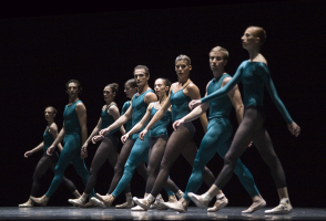 William Forsythe, Semperoper Ballett de Dresde