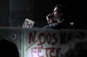 Thibaud Croisy «une autre manière d'investir la scène – ou de la désinvestir»