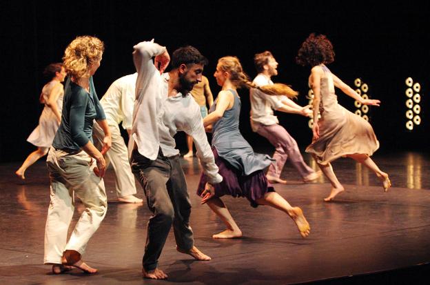 Aringa Rossa, coreographie de Ambra Senatore