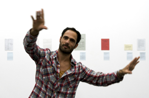 Yaïr Barelli, Ballade vers quelque chose d'inachevable