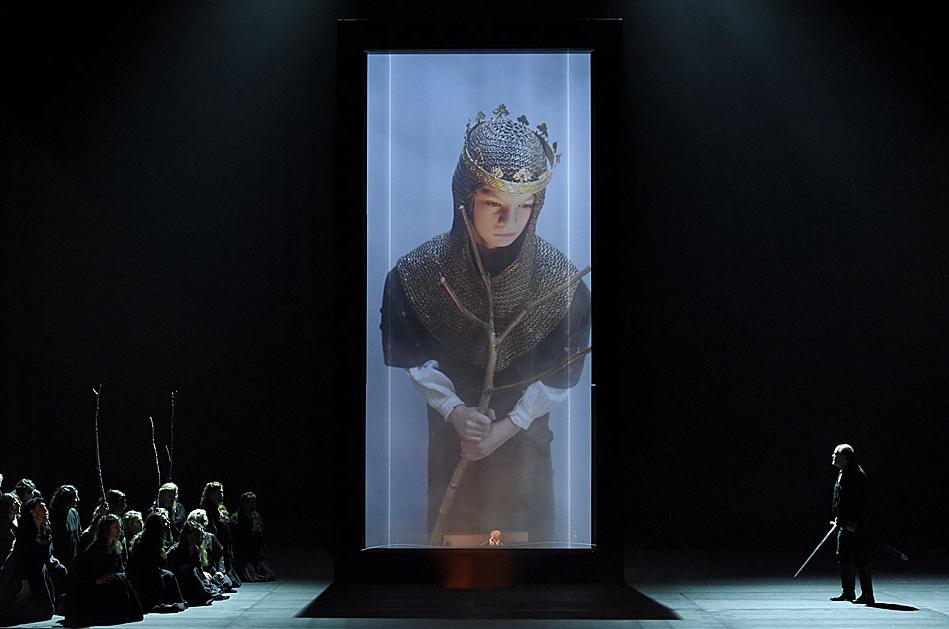 Macbeth de Giuseppe Verdi, Daniele Gatti & Mario Martone