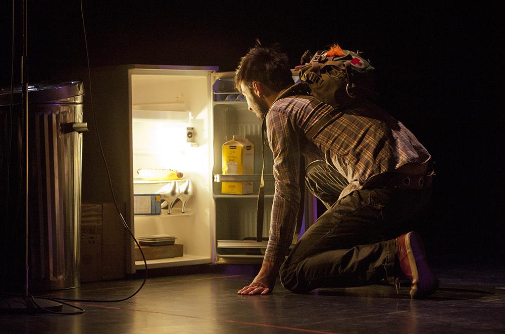 Appels entrants illimités, Théâtre Le Clou