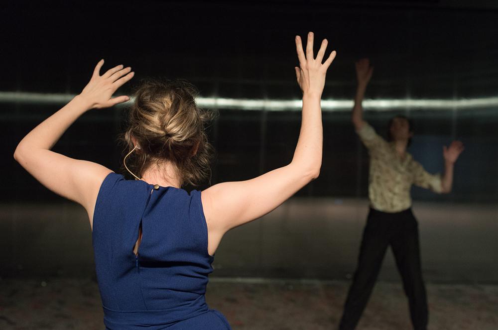 Aude Lachaise « La danse est ouverte, très poreuse, et c'est de là que je viens. »
