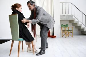 La Volupté de l'Honneur, Marie-José Malis