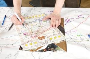 Europe : visite à domicile, Helgard Haug, Stefan Kaegi & Daniel Wetzel / Rimini Protokoll