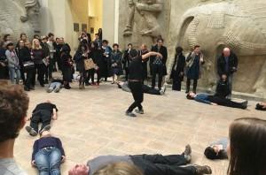 Prière de ne pas détruire / Dancing Museums / Musée du Louvre