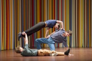 Les applaudissements ne se mangent pas, Maguy Marin / Opéra de Paris