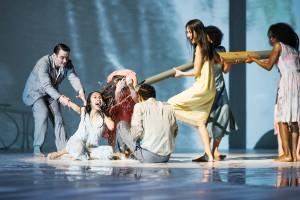 Àgua, Tanztheater Wuppertal / Pina Bausch