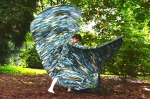 Laetitia Doat, Natures, Voiles et modernités en danse : Duncan, Fuller, Nijinski, Danser Duncan, danser dehors, J'ai rêvé #3