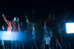 danse de nuit, Boris Charmatz