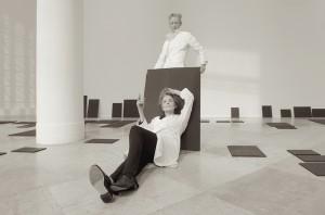Olivier Saillard, Tilda Swinton & Charlotte Rampling, Sur-exposition