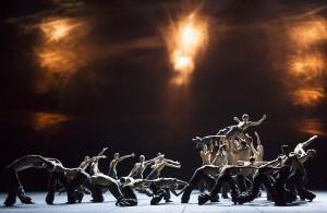 Seghal, Peck, Forsythe, Pite / Opéra de Paris