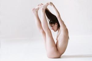 Le Récital des postures, Yasmine Hugonnet