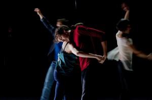 Initio, opéra chorégraphique, Tatiana Julien & Pedro Garcia-Velasquez