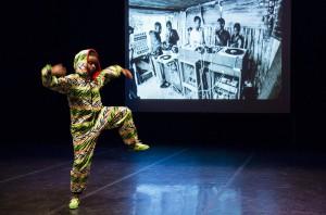 Le tour du monde des danses urbaines en dix villes, Cecilia Bengolea, François Chaignaud & Ana Pi