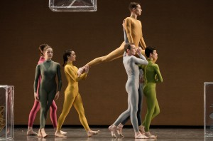 Merce Cunningham & William Forsythe / Opéra de Paris