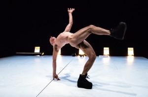Alexander Vantournhout «Une autobiographie du corps, mais pas nécessairement de moi»