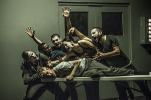 Betroffenheit,  Crystal Pite / Kidd Pivot, Jonathon Young / Electric Company Theatre