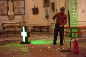[Uzès danse] indivisibilité, Laurent Pichaud