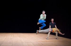 [Uzès danse] sans, Martine Pisani