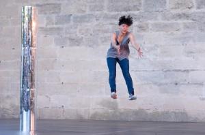[Uzès danse] Sa prière, Malika Djardi / Ecce (H)omo, Paula Pi