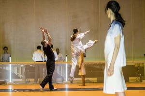 Drumming Live, Anne Teresa De Keersmaeker / Opéra national de Paris