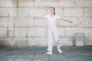 Ruth Childs «J'aime le paradoxe entre rigueur et liberté dans la danse de Lucinda»