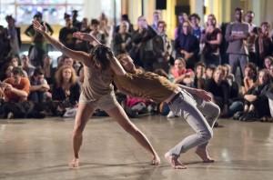 [Fous de danse] Boléro 2, Boris Charmatz & Emmanuelle Huynh