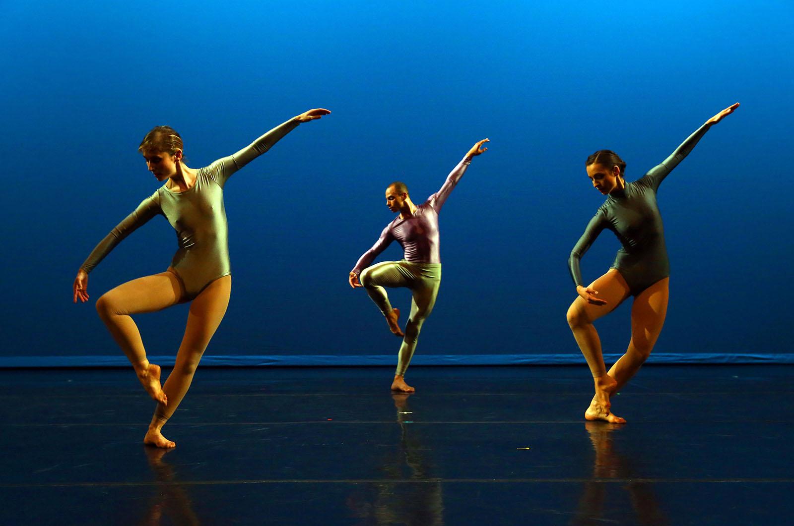 Danse, Compagnie CNDC-Angers Robert Swinston au Joyce Theater