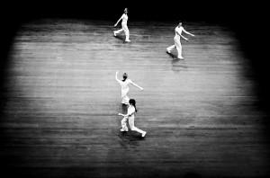 Perpétuer l'héritage familial : les danses de Lucinda Childs