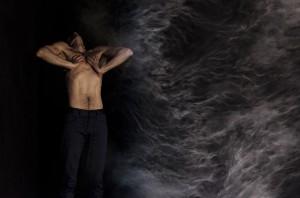 Philippe Saire « Émerger depuis le noir »